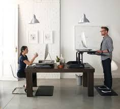 stand up sit down desk adjustable stand up desks healthy or hipster healthgauge com within sit down