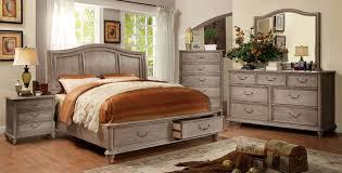 Larimer Upholstered Headboard Bedroom Set With Button Tufting In - Tufted headboard bedroom sets