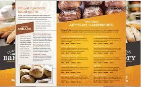 sample bakery menu template antique bakery menu template bakery