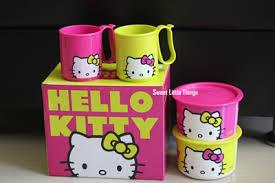 qoo10 tupperware kitty snack kitchen u0026 dining