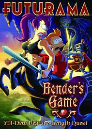 Futurama 3 : Bender's game film streaming