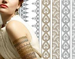 moroccan princess gold tattoo bracelets gold chain bracelets