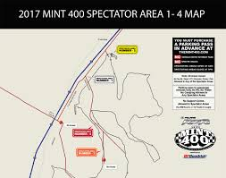 Map Of Fremont Street Las Vegas by Purchase Spectator Parking Passes U2013 The Mint 400