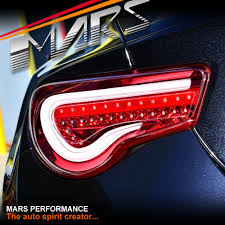 Buddy Club Tail Lights Brz Mars Performance