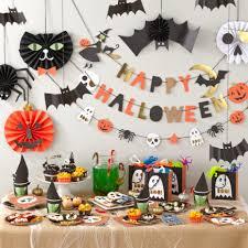 Halloween Party Decorations Halloween Party Decor For Kids Bellebebeblog Com