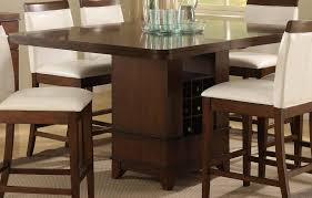 Contemporary Dining Set by Incredible High Top Kitchen Table And Chairs Contemporary Dining