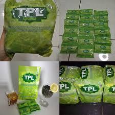 Teh Tpl teh peluntur lemak tpl original new tpl original