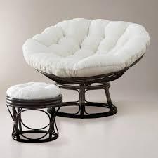 Rocking Chair Cushions White Furniture Papasan Rocker Double Papasan Chair Frame Papasan