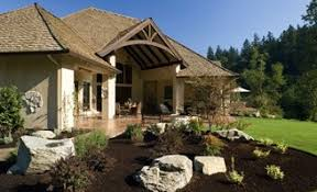 Boulder Landscaping Ideas Garden Design Garden Design With Scenic And Simple Back Yard