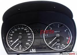 bmw speedometer speedometer instrument cluster bmw e90 320 diesel johnson controls