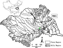 estimation of groundwater recharge from precipitation and