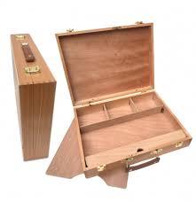 artist storage paint box
