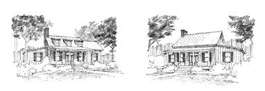 historical concepts homes drawing board the bluff tract