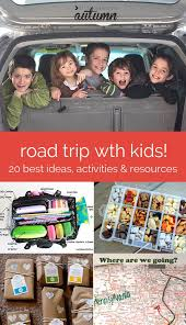 20 best ideas activities and resources for road trips with