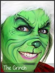 Baby Grinch Halloween Costume Sweet Baby Grinch Costume Bad Face