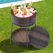 amazon co uk cocktail tables garden u0026 outdoors