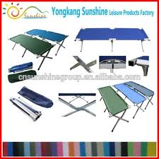 Folding Single Camping Bed Hot Sales Folding Camping Single Cot Bed From China Supplier Buy