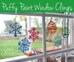 paint window decorations club chica circle where crafty