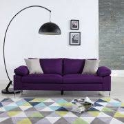 purple sofas u0026 couches walmart com