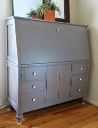 ana white drop down door hutch desk diy projects