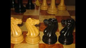 Staunton Chess Pieces by Slideshow Review 1851 Reproduction Staunton Chess Set Official