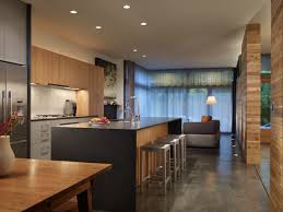 amusing two tone kitchen cabinets and black color countertop