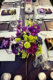 wedding centerpiece ideas green decorating of party