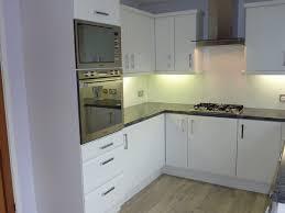 b q kitchen wall cabinets white bevelled edged matt white kitchen cupboard doors to fit howdens mfi magnet b q