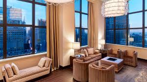 Living Room Vs Parlor Sheraton New York Times Square One Bedroom Parlor Suite