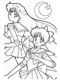 sailor moon sailor mars sailor moon anime colouring