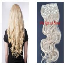 light ash blonde clip in hair extensions clip in hair extensions stores gallery hair extension hairstyles ideas