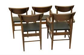 Bassett Dining Room Furniture by Mid Century Modern Bassett Dining Chairs