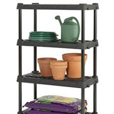 Rubbermaid Plastic Shelving by Shop Garage Organization At Lowes Com