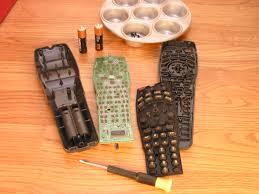 remote control repair how to repair parts u0026 components