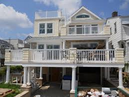 homes on pilings david j festa carpentry llc home addition contractor ocean county nj