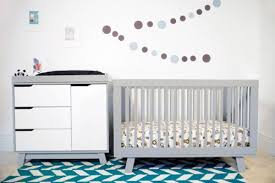 Babyletto Dresser Changing Table Babyletto Hudson 3 Drawer Changer Dresser With