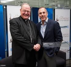 Matt Lauer Halloween J Lo by Sirius Xm Town Hall Event With Cardinal Timothy Dolan Photos And