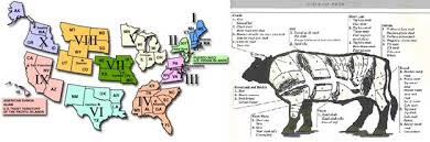 fema region map x marks the spot free software helps map your future homestead