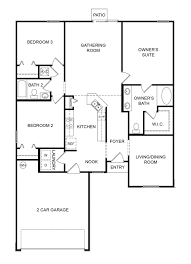 Dh Horton Floor Plans Dr Horton 50 Azalea Dr Horton Azalea Floor Plan