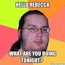 Rebecca Meme Images - rebecca