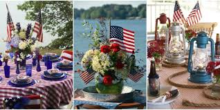 fourth of july decorations fabulous ideas for july 4th celebrations