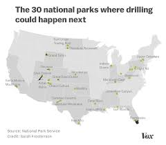 Everglades National Park Map Trump Wants To Make It Easier To Drill In National Parks We