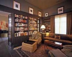 Home Library Ideas Beautiful Home Library Decorating Ideas Contemporary Liltigertoo