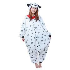 Dalmation Halloween Costume Dalmatian Pajamas Promotion Shop Promotional Dalmatian Pajamas