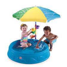 play u0026 shade pool kids sand u0026 water play step2