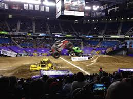monster truck show sacramento solace amid the chaos