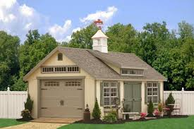 Detached Garage Pictures by Detached Garages Custom Built To Match Your Home