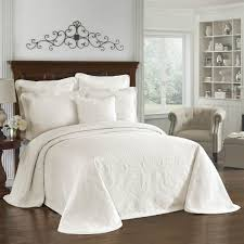 Colonial Coverlets Historic Charleston Bedding Chenille Bedspreads Quilt Coverlets