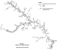 Ozarks Map Ozark Nsr A Homeland And Hinterland Table Of Contents