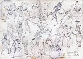 alice wonderland characters cadur deviantart